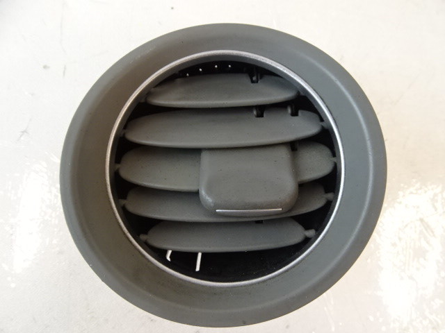 03 Mercedes R230 SL500 SL55 AC vent, dash, right, gray, 2308300254 SL500 SL600 SL65