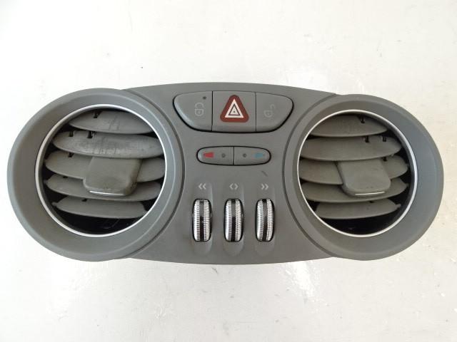 03 Mercedes R230 SL500 SL55 ac vent, dash, center, gray 2308300054 SL500 SL600 SL65