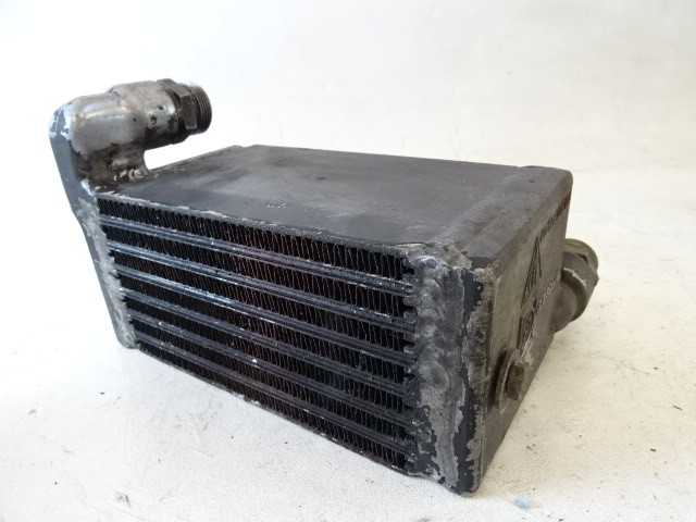 Porsche 944 951 Turbo oil cooler, engine 95120730902 Turbo
