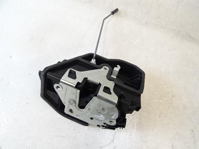14 BMW F30 328i 328 door latch actuator, lock left rear 7229459