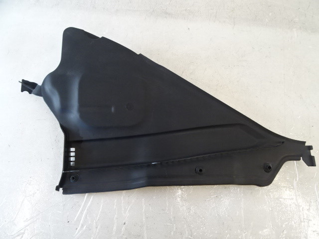 14 BMW F30 328i 328 cover, engine compartment, left 74850610