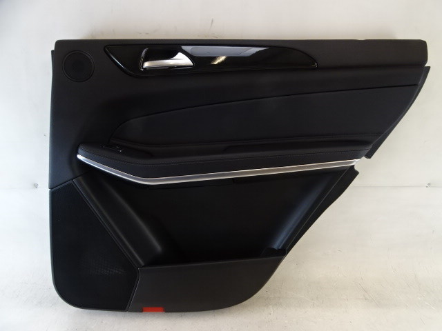 2017 Mercedes X166 GLS550 GL550 door panel, right rear, black