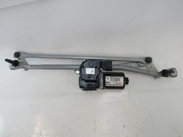 15-17 Porsche Macan windshield wiper motor and linkage 95b955113b