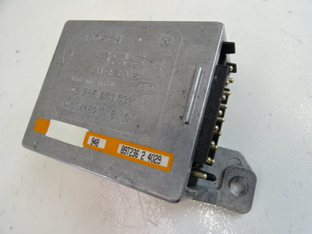 Mercedes W126 560SEL 420SEL module, airbag srs 0048201810