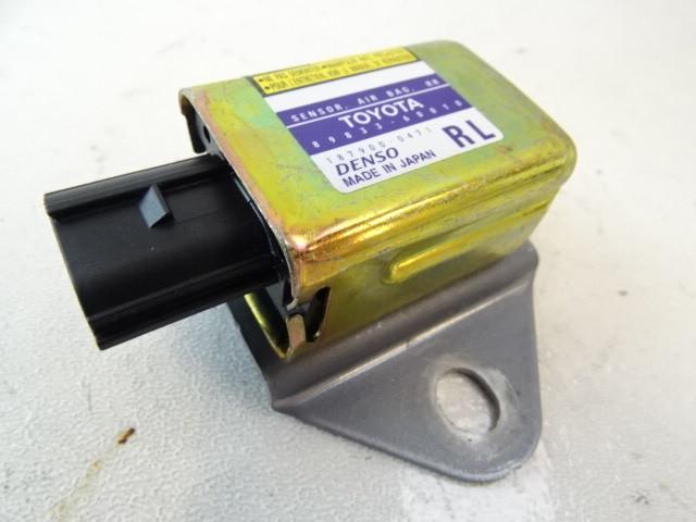 Lexus GX470 sensor, air bag rear 89833-60010