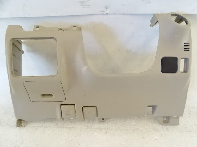 Lexus GX470 trim, interior, knee lower panel, left front 55432-60410 ivory