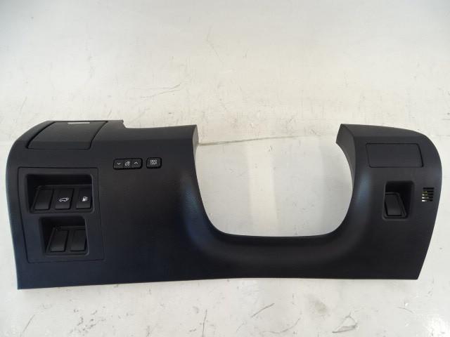 10-15 Lexus RX350 RX450h trim, steering column dash lower panel, black, 55045-0e030
