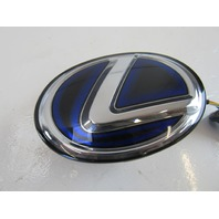Lexus RX450hL RX450h L emblem, rear 75403-48040 891A0-48100 on liftgate w/sensor