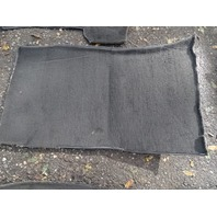 2000 Mercedes W463 G500 carpet set, interior floor, black