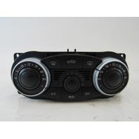 Mercedes R230 SL500 SL55 switch, heater a/c climate control, 2308300785