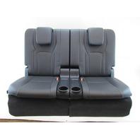 18 Lexus RX450hL RX350 L seats, 3rd row, black