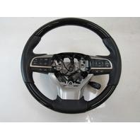 18 Lexus RX450hL RX350 L steering wheel, black