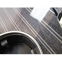 18 Lexus RX450hL RX350 L trim, center console wood ornament 58835-48160