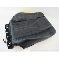 18 Lexus RX450hL RX350 L seat cushion, back, right front, black