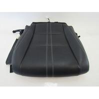 18 Lexus RX450hL RX350 L seat cushion, bottom, left front, black