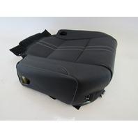 18 Lexus RX450hL RX350 L seat cushion, bottom, right 2nd row,, black