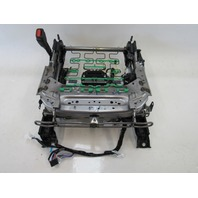 18 Lexus RX450hL RX350 L seat track with motors, left front 72020-48241 w/4 way lumbar