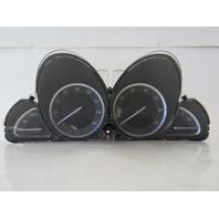 03 Mercedes R230 SL500 SL55 instrument cluster, speedometer, 2305400711