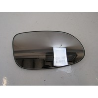 03 Mercedes R230 SL500 SL55 mirror glass reflector, right 2308100821