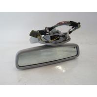 03 Mercedes R230 SL500 SL55 mirror, interior, autodim, alpaca gray 2308110007