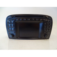 03 Mercedes R230 SL500 SL55 navigation unit, command center 2308200689