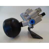 03 Mercedes R230 SL500 SL55 valve hydraulic pressure releif, ABC suspension 2203270131