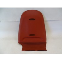 03 Mercedes R230 SL500 SL600 trim, seat back cover, right 2309100639 red