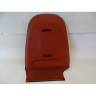 03 Mercedes R230 SL500 SL600 trim, seat back cover, left 2309100539 red
