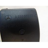 07 Mercedes R230 SL550 SL55 gas fuel door 2306390042