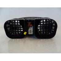 07 Mercedes R230 SL550 SL500 ac vent, dash, center, beige, 2308300854 SL500 SL600 SL65