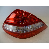 07 Mercedes R230 SL550 lamp, taillight, left 2308201164
