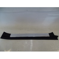 07 Mercedes R230 SL550 trim, door step sill, right outer, 2306801835