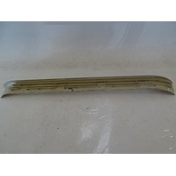 07 Mercedes R230 SL550 trim, door step sill, right inner, 2306802035 beige