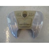 07 Mercedes R230 SL550 SL55 light, dome lamp beige 2308201801