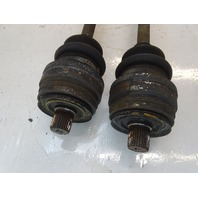 87 Mercedes W126 560SEC axle set, driveshafts, left and right