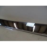 87 Mercedes W126 560SEC trim, bumper, chrome, center rear 1268850805