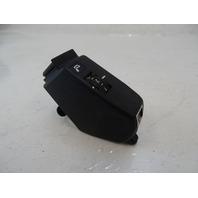 87 Mercedes W126 560SEC switch, seat bladder control 0008000378