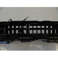 87 Mercedes W126 560SEC air vent, dash, center 1268310030
