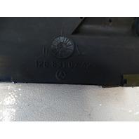 87 Mercedes W126 560SEC air vent, dash, left 1268310742