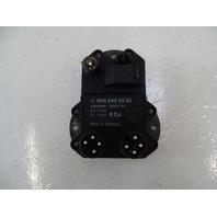 87 Mercedes W126 560SEC module, EZL ignition control 0045455532