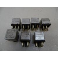 87 Mercedes W126 560SEC relay set 0015420219