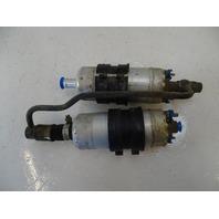 87 Mercedes W126 560SEC fuel pump set, dual 0580254950 Bosch
