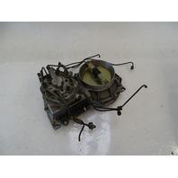 87 Mercedes W126 560SEC fuel distributor / air flow meter 0438101018 0438121037