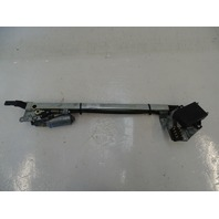 87 Mercedes W126 560SEC seat belt extender and motor, right 0088600982
