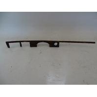 87 Mercedes W126 560SEC wood trim, dash, left, burlwood 1266890318
