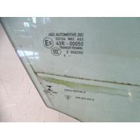 16 Porsche Macan Turbo glass, door window, right front 95B845202B