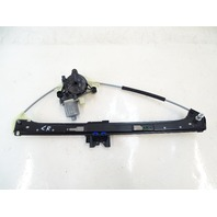 16 Porsche Macan Turbo window motor and regulator, left rear 95B839461B 5Q0959801A