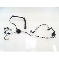 16 Porsche Macan Turbo wiring harness, door, left rear 95B971687J