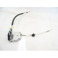 16 Porsche Macan Turbo lock actuator, door, left rear 9A783911507