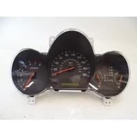 02 Lexus SC430 instrument cluster, speedometer 83800-24130